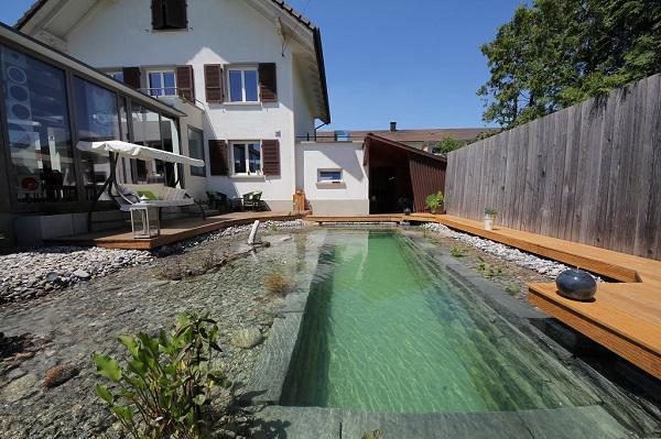 Bể bơi thiên nhiên tuyệt đẹp